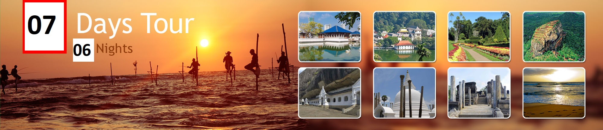 7 days Sri Lanka Tour