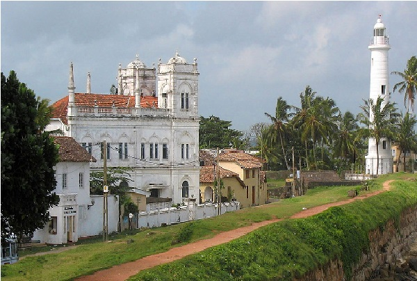 Galle Fort View