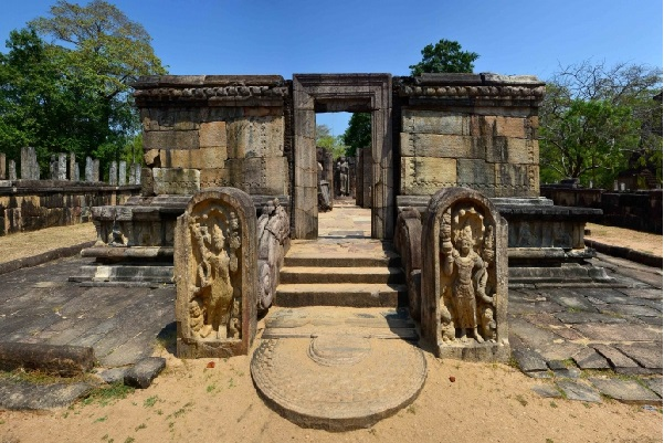Polonnaruwa Sacred Quadrangle