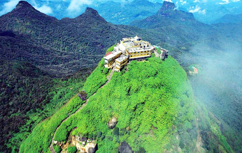 Adams Peak Inora Tour Sri Lanka