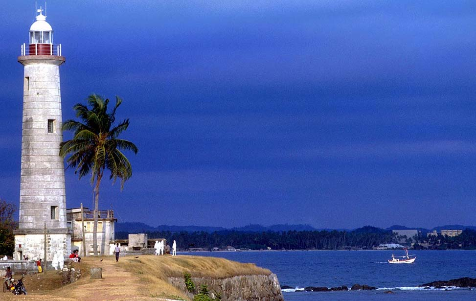 Galle Light House Inora Tour Sri Lanka