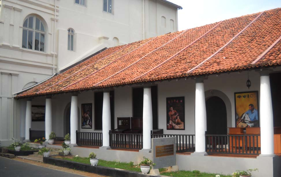 Galle National Museum Inora Tour Sri Lanka