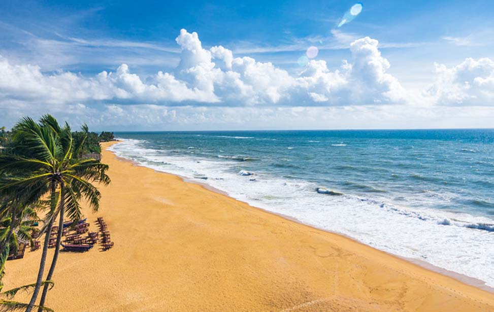 Mount Lavinia Beach Inora Tour Sri Lanka