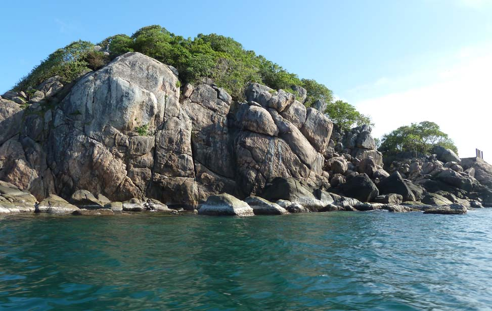 Pigeon Island National Park Inora Tour Sri Lanka