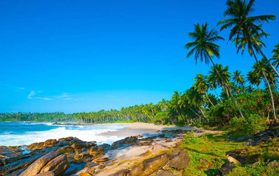 Thangalle Beach Inora Tour Sri Lanka